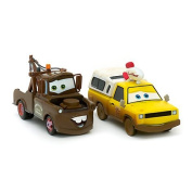 Disney Pixar Cars 3 Mater and Todd Pizza Planet Die-Casts