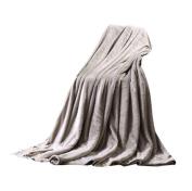 Soft Flannel blankets,LUVERSCO Super soft warm warm plush plush blankets carpet sofa bed linen