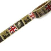 Masking Tape London Paper Washi Adhesive Tape