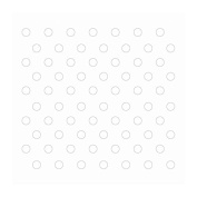 Couture Creations Self Adhesive 3D Foam Dots, White