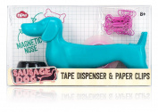 Desktop Sausage Dog Tape Dispenser