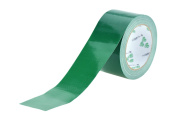 FiveSeasonStuff® All Season Premium High Strength Adhesive Single Sided Duct Tape, Carpet Tape, Strong Water resistant Tape (Duct Tape - Green