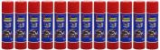 Imedio 6304628 - Glue Stick, 40g, Pack of 12