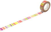 mt masking tape mt Multi Border Vivid Washi Masking Tape