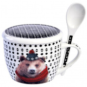 Fox Trot – rbeo9035 Robeo Bear Decor