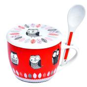 Soup Bowl Porcelain