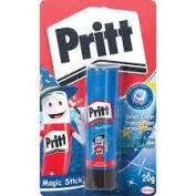 Pritt Magic Stick Dries Clear Glue