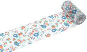 "MT Casa Shade 100 mm ""Flower Design"" Washi Masking Tape"