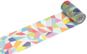 "MT Casa 100 mm ""Shade Random S Design"" Washi Masking Tape"