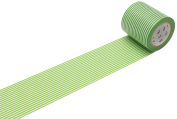 MT Casa Deco 50 mm Washi Masking Tape - Light Green