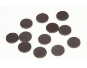 12 Self Adhesive Round Magnets for Crafts - 1.27cm | Craft Adhesives