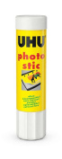 UHU 55 Photo Glue Stick Solvent-Free 21 g