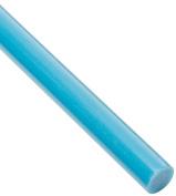 12 Pcs Blue Hot Melt Glue Gun Adhesive Sticks 7mm x 100mm
