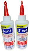Beacon Adhesives 118 ml 3-in-1 Advanced Craft Glue, Set of 2