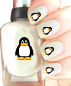 Easy to use, High Quality Nail Art For Every Occasion! Penguin