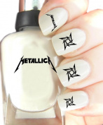 High Quality Nail Art For Every Occasion! Metallica