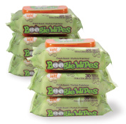 Boogie Wipes Saline Nose Wipes, Fresh Scent, 30-Count