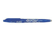 Pilot Frixion Erasable Rollerball 0.7 mm Tip (Single Pen) - Clear Blue