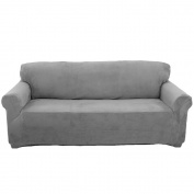 Rayinblue Sofa Cover 1 2 3 4 Seater Slipcover Easy Stretch Elastic Fabric Sofa Protector Slip Cover Washable