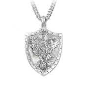 'Triumph Of St. Michael' Pendant By The Bradford Exchange