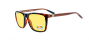 Night Vision Driving Glasses Rainbow® / Anti Glare Glasses / POLARISED / RWNP2