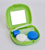 Sports Vision's New Contact Lens Travel Kit - 3 Colours Available CE Marked & FDA Free PP