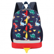 Cute School Backpack,VENMO Cartoon Dinosaur Toddler Kids School Book Bags Children Small Backpack Daysack For Girls Boys, 25*30cm