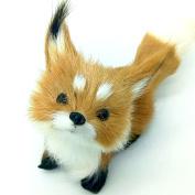 Fur Fox Toy