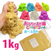As for the child toy table playground equipment set of the boy woman who is not scattered whom the child whom there is not in the sandbox set clay kids dancing sand KINETIQUE sand for the sand eight colours one piece of article 1 kg play with sand room th