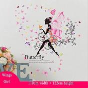 RICISUNG Beautiful Home Decoration Wall Sticker self-Wallpaper