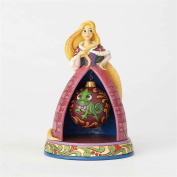 Disney Traditions 4057944 rapenzolo and Pascal, Resin, Multicoloured, 19 x 19 x 21 cm