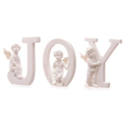 White Cherub Letters (Joy)