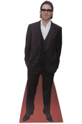 Desktop Celebrity Carboard Cutout - Brad Pitt by TGO