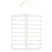Dreammy Non-slip Closet Holder Hanger For Necktie Belts Tie Hanger Rack Shawl Scarf New