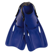 Aqua Splash Fins Junior PVC Size 3-5