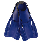 Aqua Splash Fins Junior PVC Size 10-12