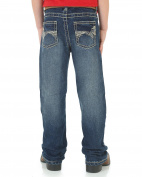 Wrangler Boys' 20X No. 42 Vintage Jeans Boot Cut - 42Bwxmd