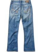 Silver Boys' Jeans Zane Medium Wash Boot Cut - Zane 1085-160