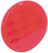 REFLECTOR RED 7.6cm