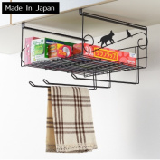 Black cat product made in chic design Japan kitchen article