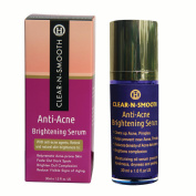 Clear-N-Smooth Anti Acne Brightening Treatment Serum, 30ml