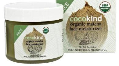 Cocokind - Organic Matcha Face Moisturiser - 60ml
