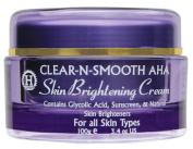 Clear-N-Smooth Skin Lightening Whitening Brightening Cream, 100ml