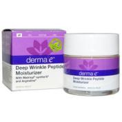 Derma E, Deep Wrinkle Peptide Moisturiser with Matrixyl Synthe'6 and Argireline, 60ml