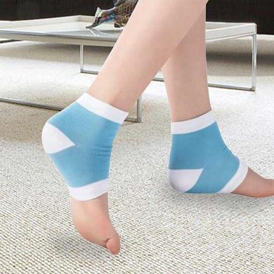 Moisturising Spa Gel Heel Socks
