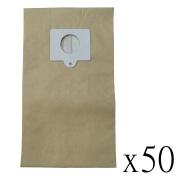 50 Bags for Kenmore 20-5055, 20-50558 C Vacuum Cleaner Bag Progressive