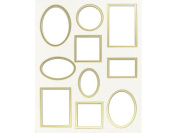 ADF Mat Dbl 11x14 Collage CrmCore Ivory/Gold 10-Op