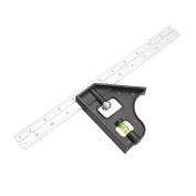 Hyper Tough 30cm Combination Square