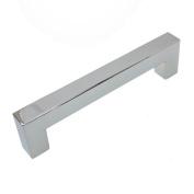 GlideRite Hardware Heavy Duty Square Cabinet 13cm Centre Bar Pull