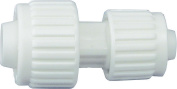 Flair-It 16855 Tube Coupling, 1cm , PEX, Polyoxymethylene